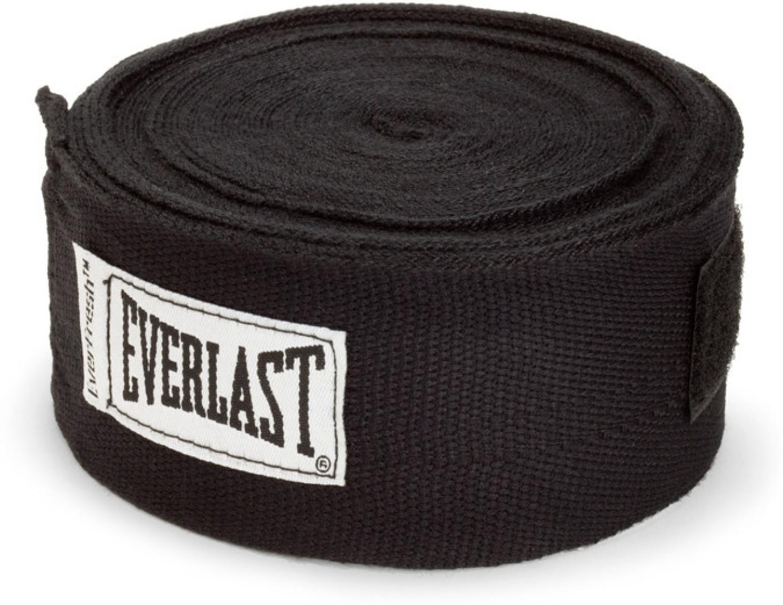 Hand Wrap Gloves Everlast 180 Inch Hand Wraps Boxing Gloves M Black Buy