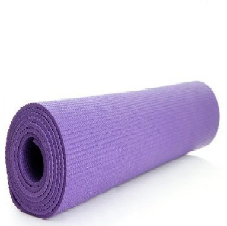 Shuang You YOGA MAT Purple 12 Mm Yoga Mat