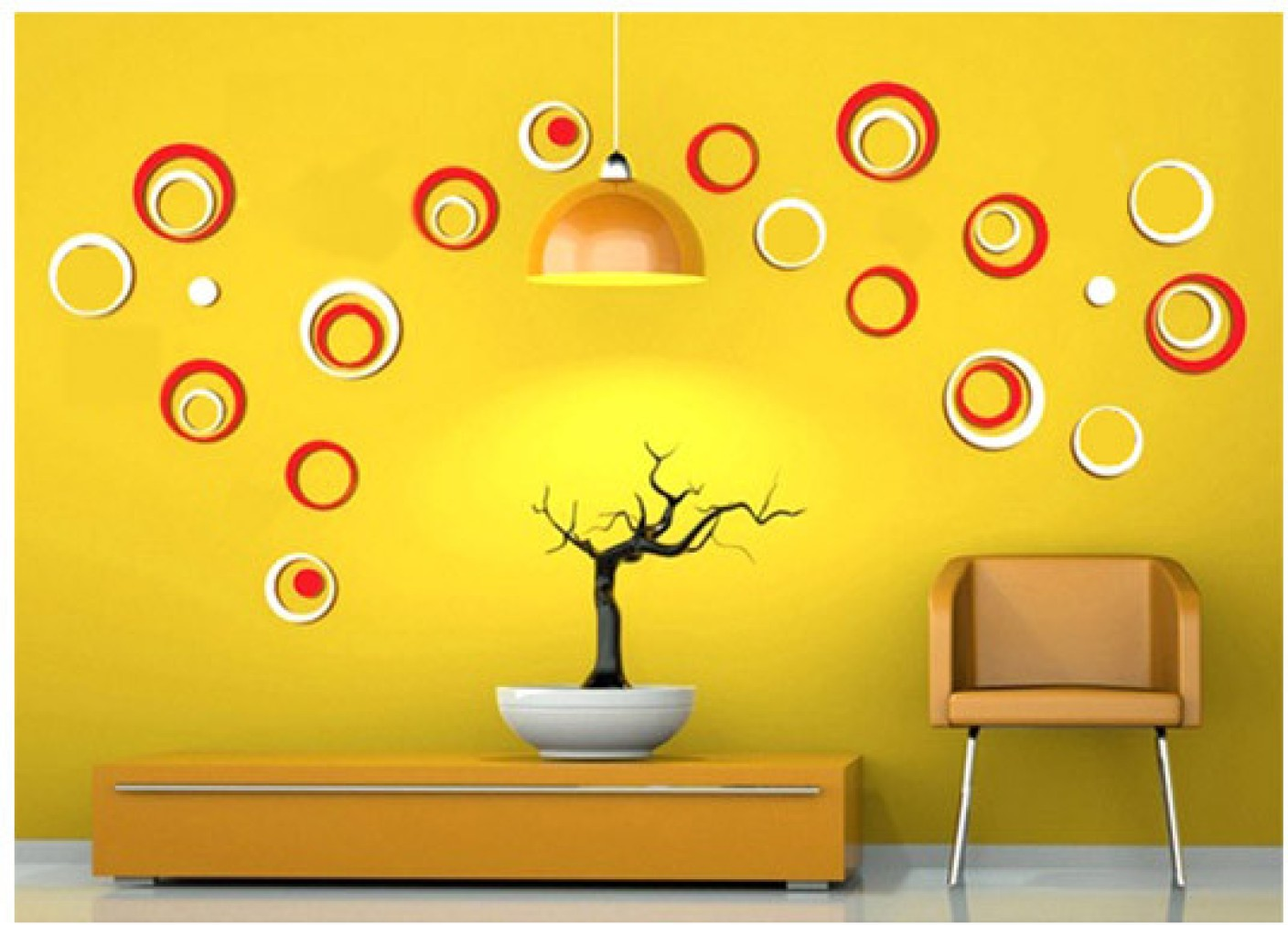 WoW Wall Stickers Acrylic Sticker Price in India - Buy WoW ...
