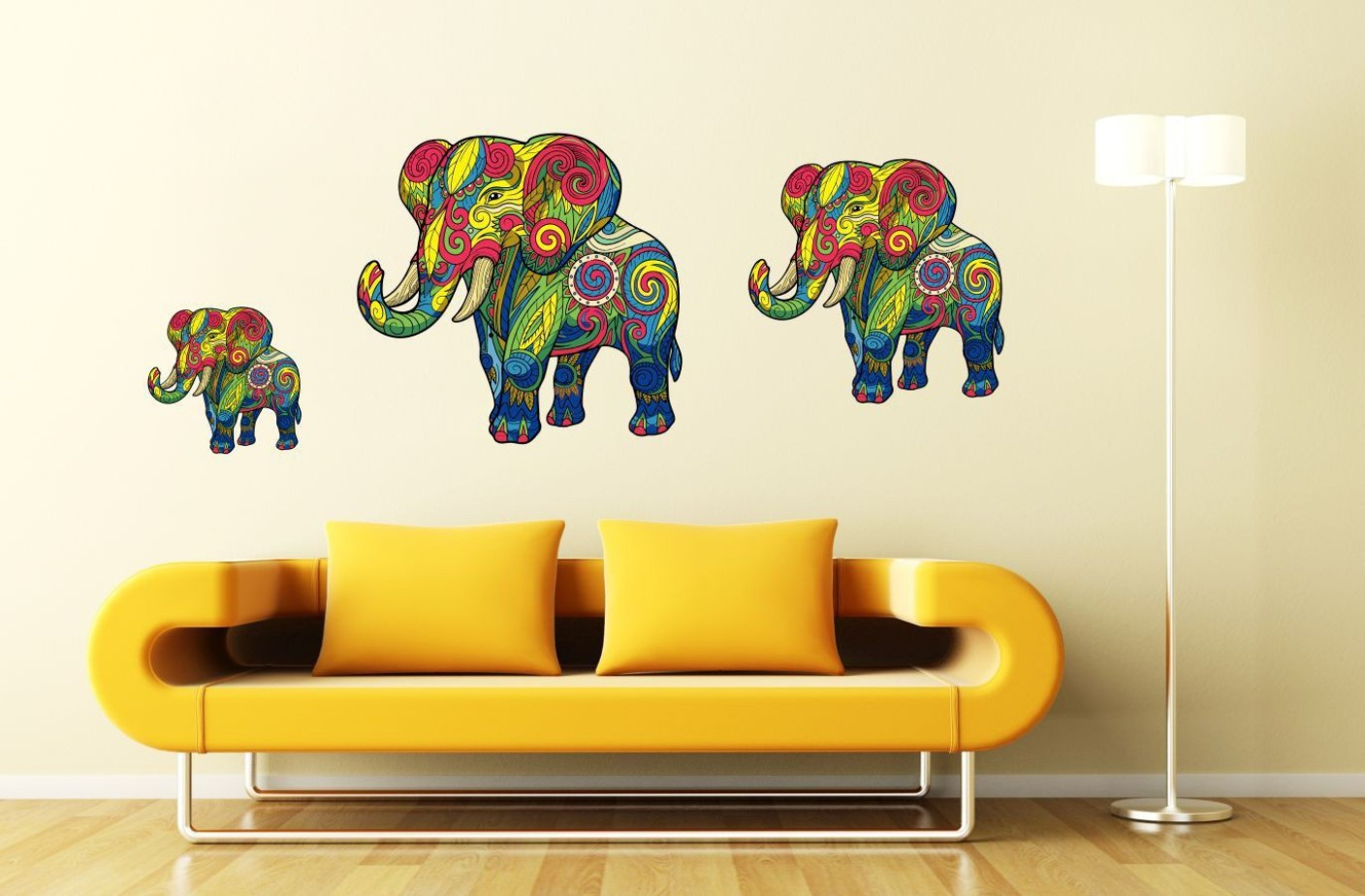 EJAart Extra Large Wall Sticker Sticker Price in India - Buy EJAart ...