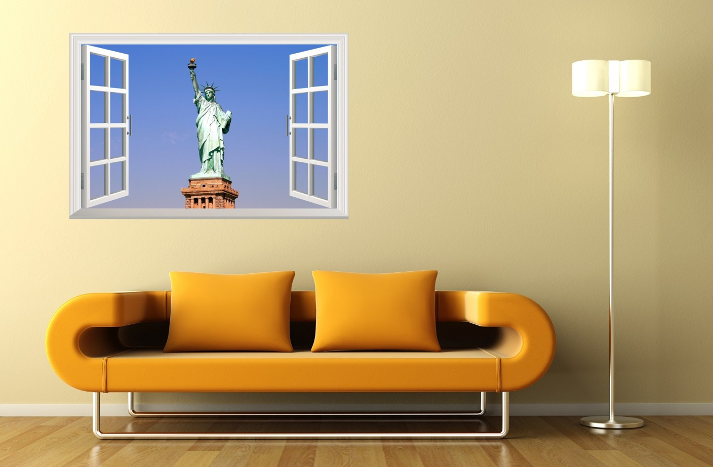 vi collecttion Extra Large wall sticker Sticker Price in India - Buy ...