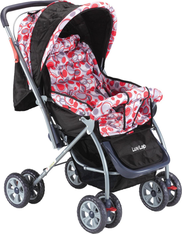 Baby bed online flipkart - Luvlap Starshine Baby Stroller