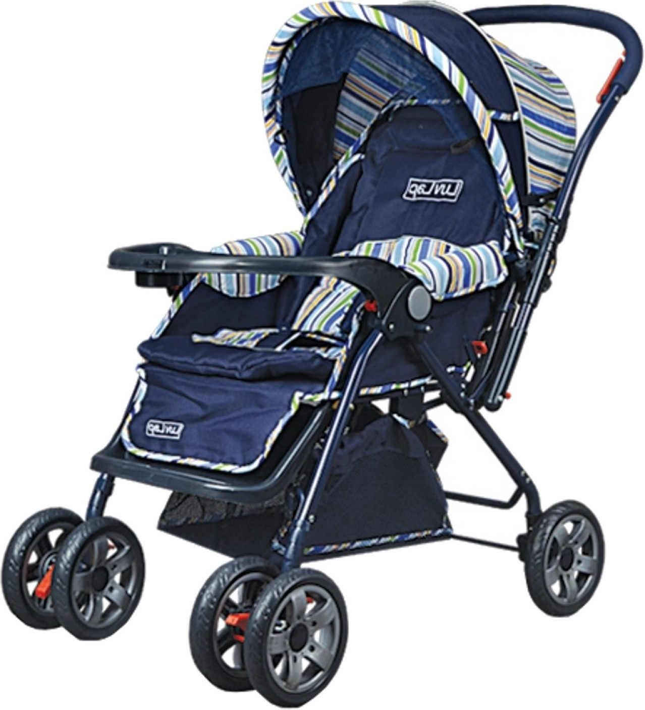 LuvLap Comfy Baby Stroller - Buy 3 PositionIIReclining ...