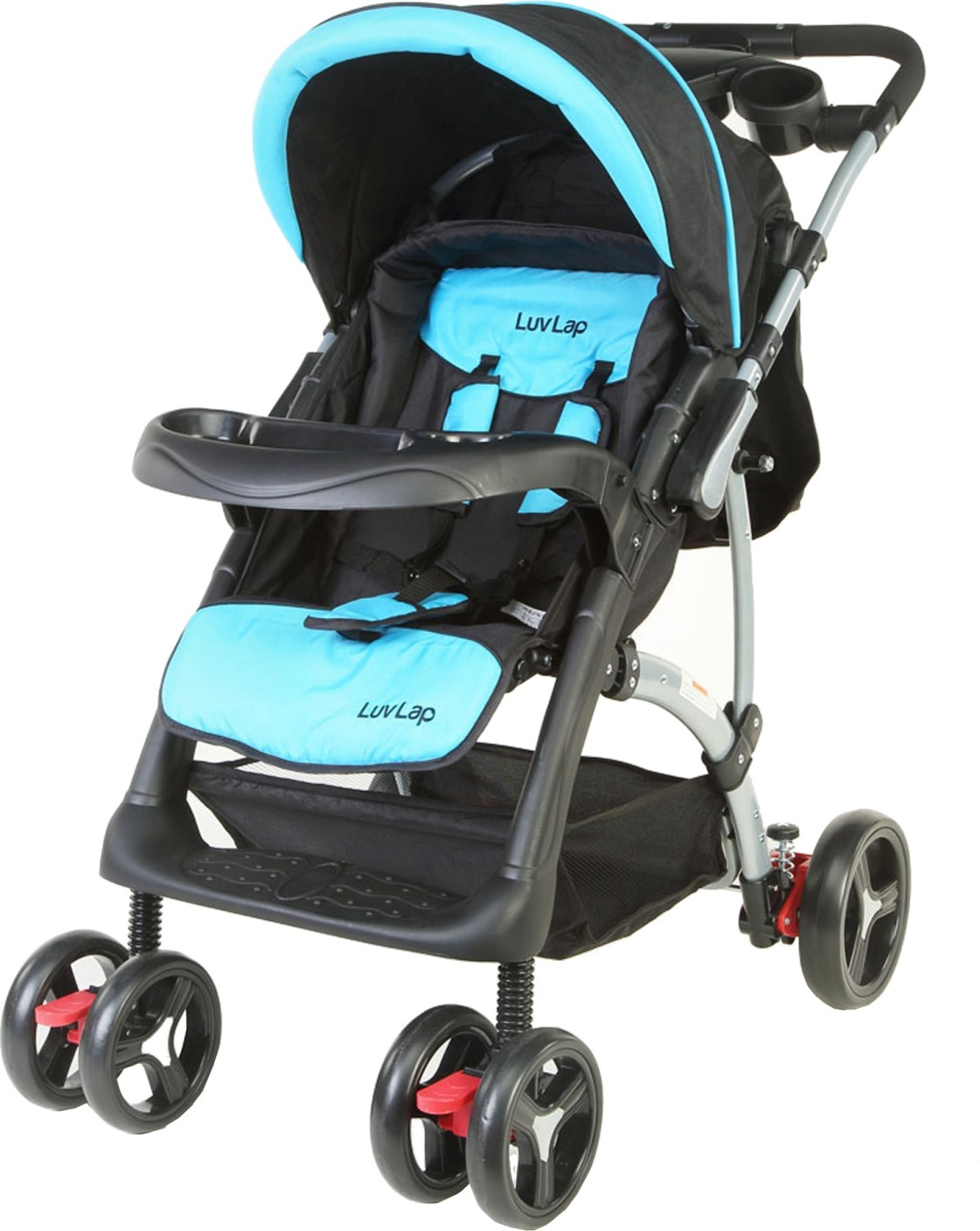 A pram is a type of carriage stroller, which allows the infant to lay flat, rather than being strapped in a sitting position. If you are unsure of the type of stroller that you would like to get for your infant, 3-in-1 prams are a great option.