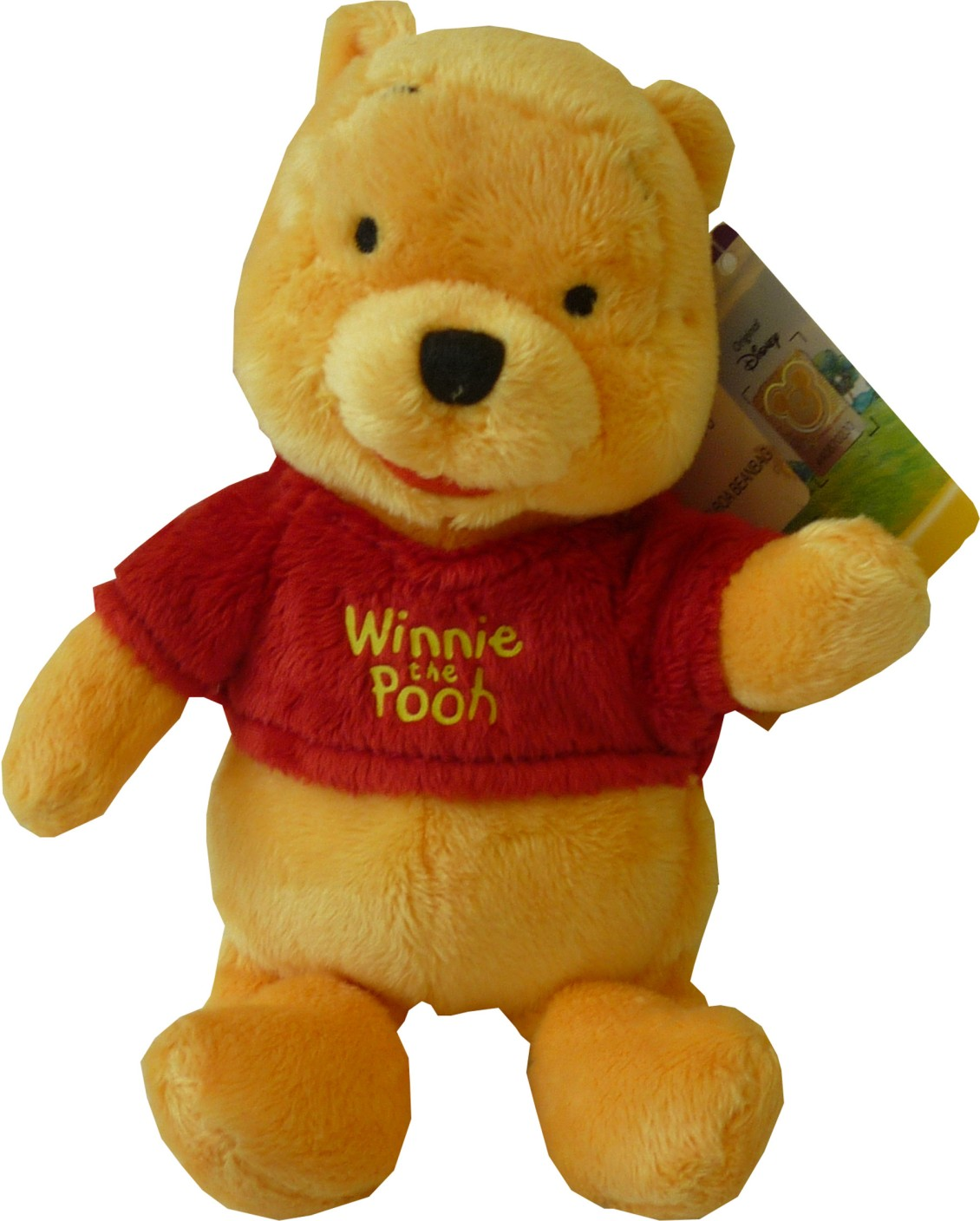 disney winnie the pooh floppy pooh 17 inch winnie the pooh floppy pooh buy winnie the pooh. Black Bedroom Furniture Sets. Home Design Ideas