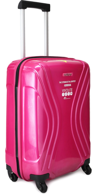 American Tourister Vivolite Cabin Luggage 21 Inch Hot