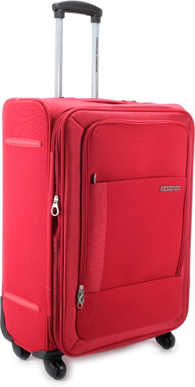 American Tourister Malta Expandable Check In Luggage 27