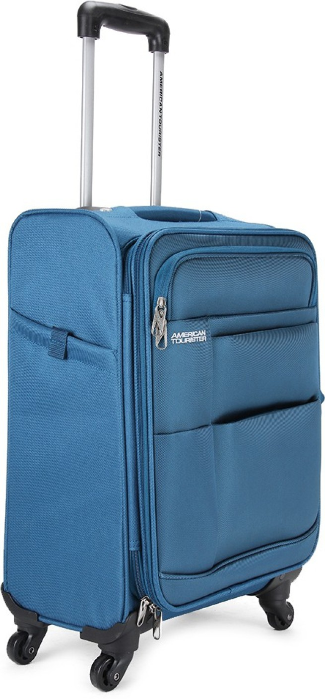American Tourister Speed Expandable Cabin Luggage 18