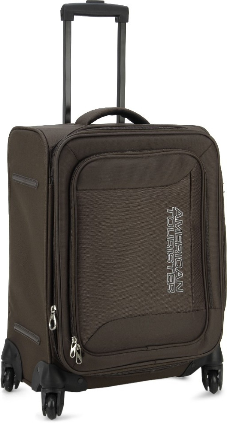 american tourister mocha spinner expandable cabin luggage 21 inch tobacco mocha price in. Black Bedroom Furniture Sets. Home Design Ideas