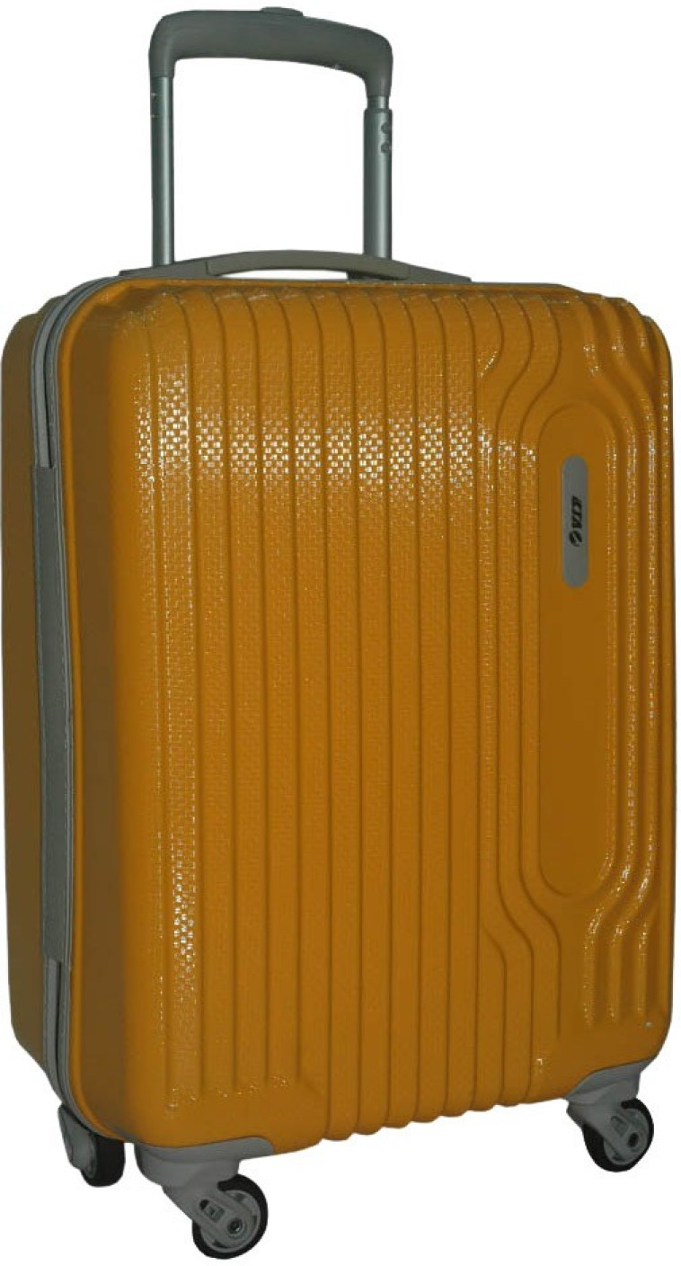 Vip Tube Check In Luggage 30 Inch Golden Yellow Price