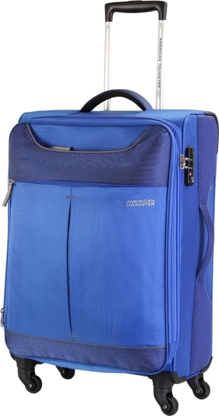 American Tourister Sky Expandable Cabin Luggage 21 Inch