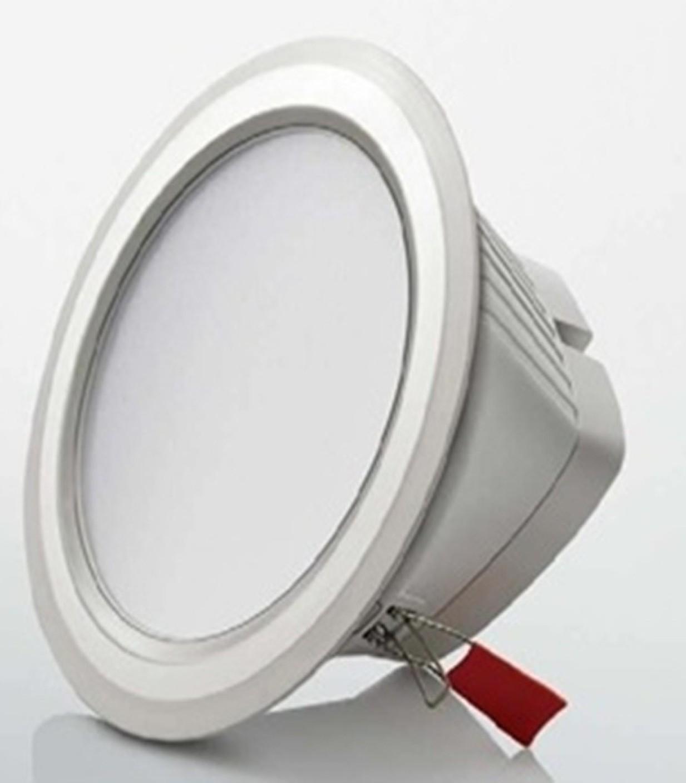 Syska led downlight lunar series8 night lamp price in for Table lamp flipkart