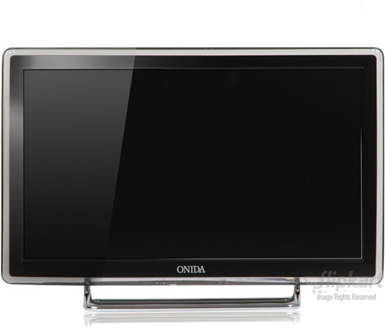 onida 54 cm 22 inch full hd led tv online at best prices in india. Black Bedroom Furniture Sets. Home Design Ideas
