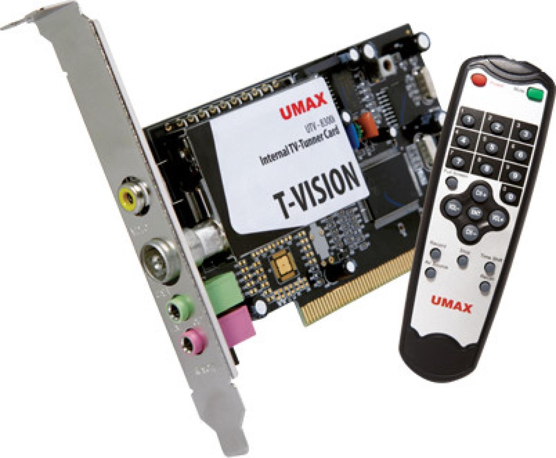 Umax Utv 8300i Internal Tv Tuner Card Driver