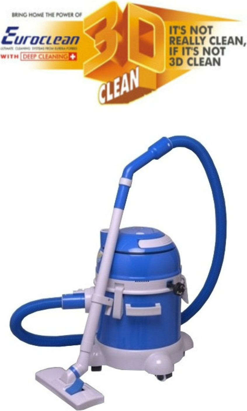 Euroclean Eureka Forbes Wet & Dry Cleaner Wet & Dry Cleaner Price ...