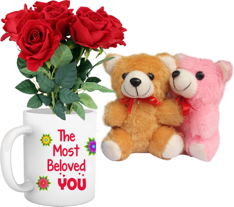 tiedribbons valentine u0027s day best selling rose day gift promise hug