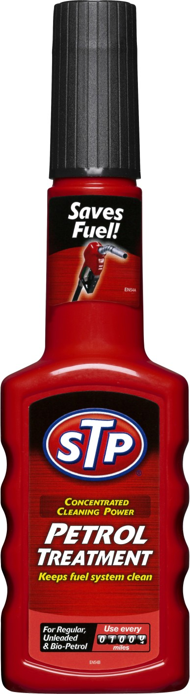 Stp 51200en petrol treatment synthetic blend motor oils for Who makes stp synthetic motor oil