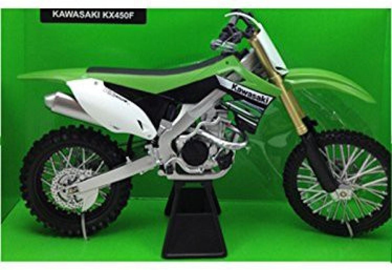 Scale 2010 Kawasaki Kx450F Dirt Bike 49403 ADD TO CART