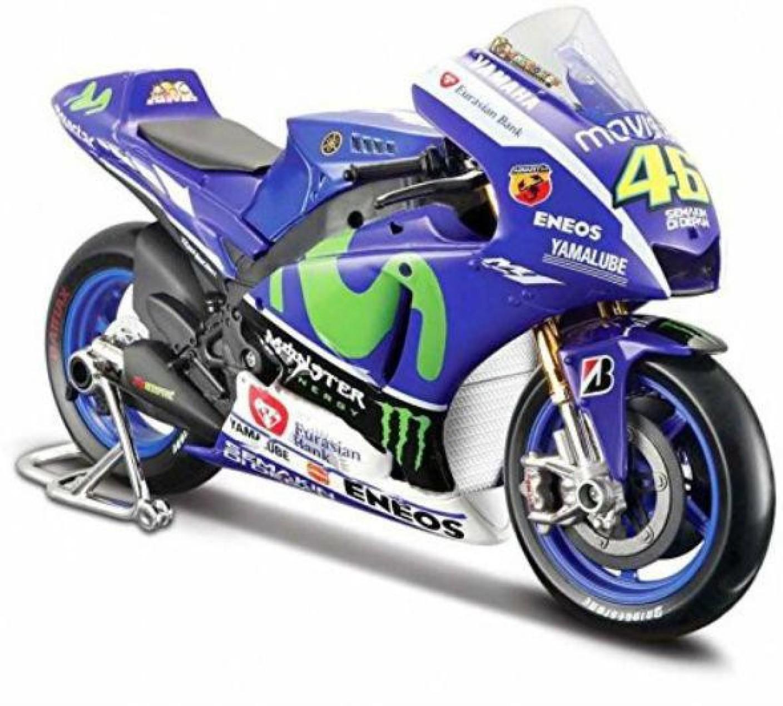 Maisto Yamaha Rossi