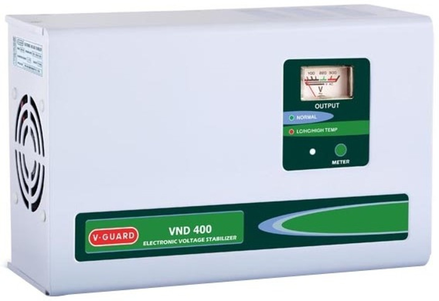 V Guard Vnd400 Voltage Stabilizer For 1 5 Tonn Ac Price In
