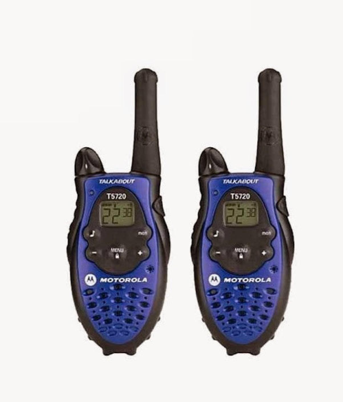 Motorola TalkAbout MOTO-T5720 Walkie Talkie Price in India - Buy ...