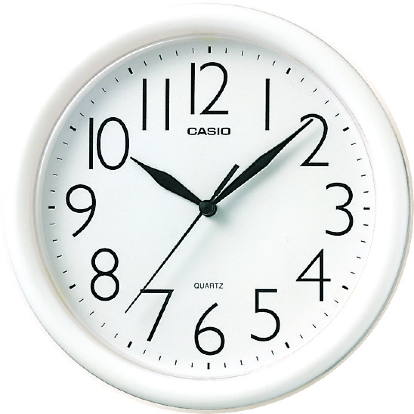 Casio analog 246 cm dia wall clock price in india buy casio casio analog 246 cm dia wall clock share amipublicfo Gallery