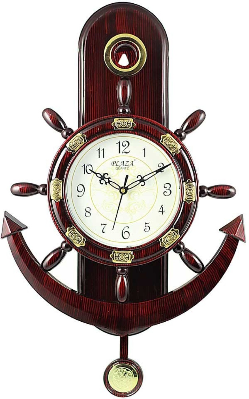 A Amp A Plaza Pendulum Wall Clock Analog Wall Clock Price In