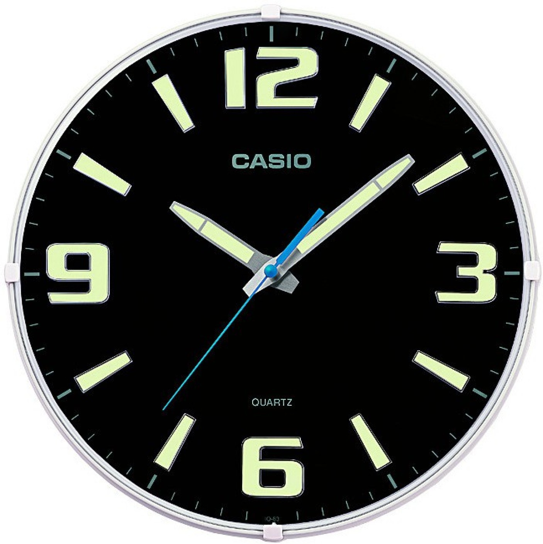 Casio Analog Wall Clock Price In India Buy Casio Analog