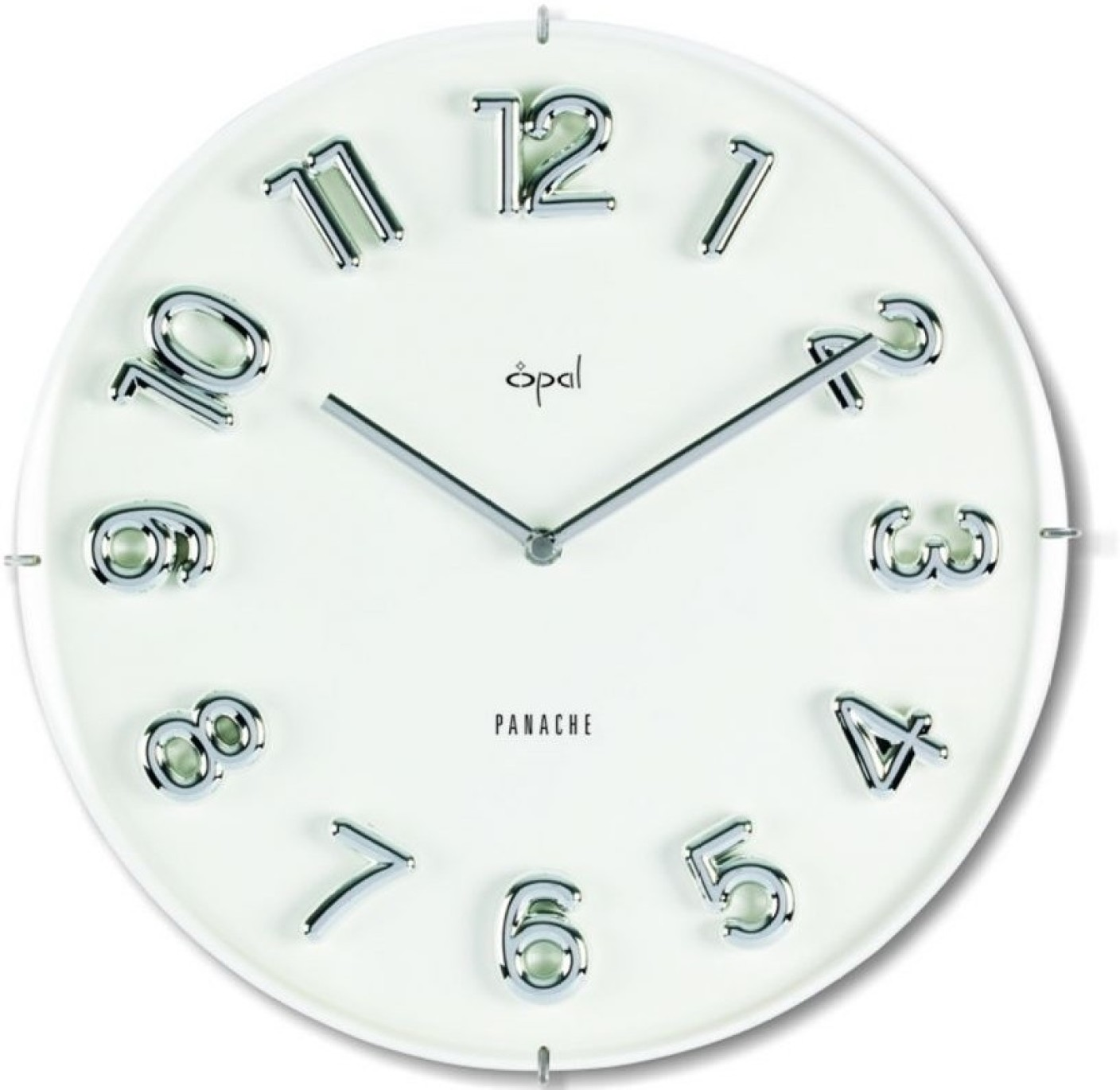 Opal analog wall clock price in india buy opal analog wall clock opal analog wall clock wishlist amipublicfo Choice Image