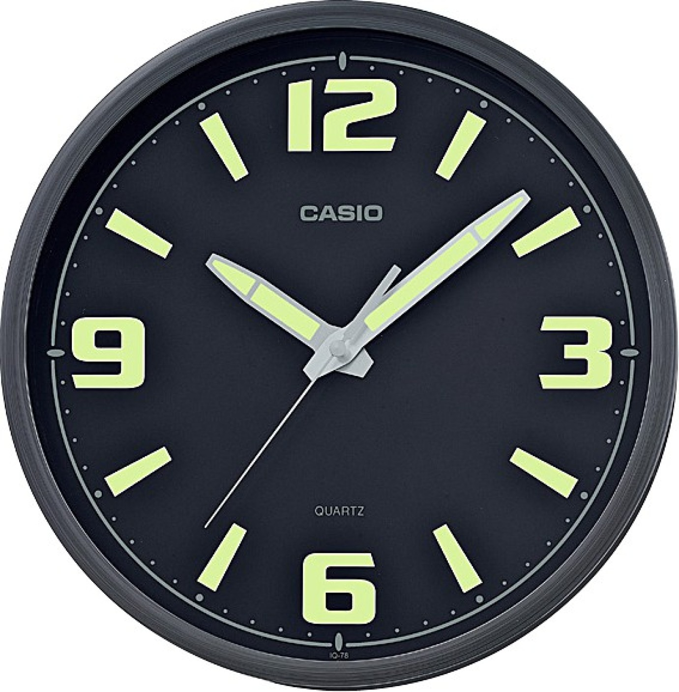 Casio wall clock online image collections home wall decoration ideas casio analog wall clock price in india buy casio analog wall casio analog wall clock wishlist amipublicfo Choice Image