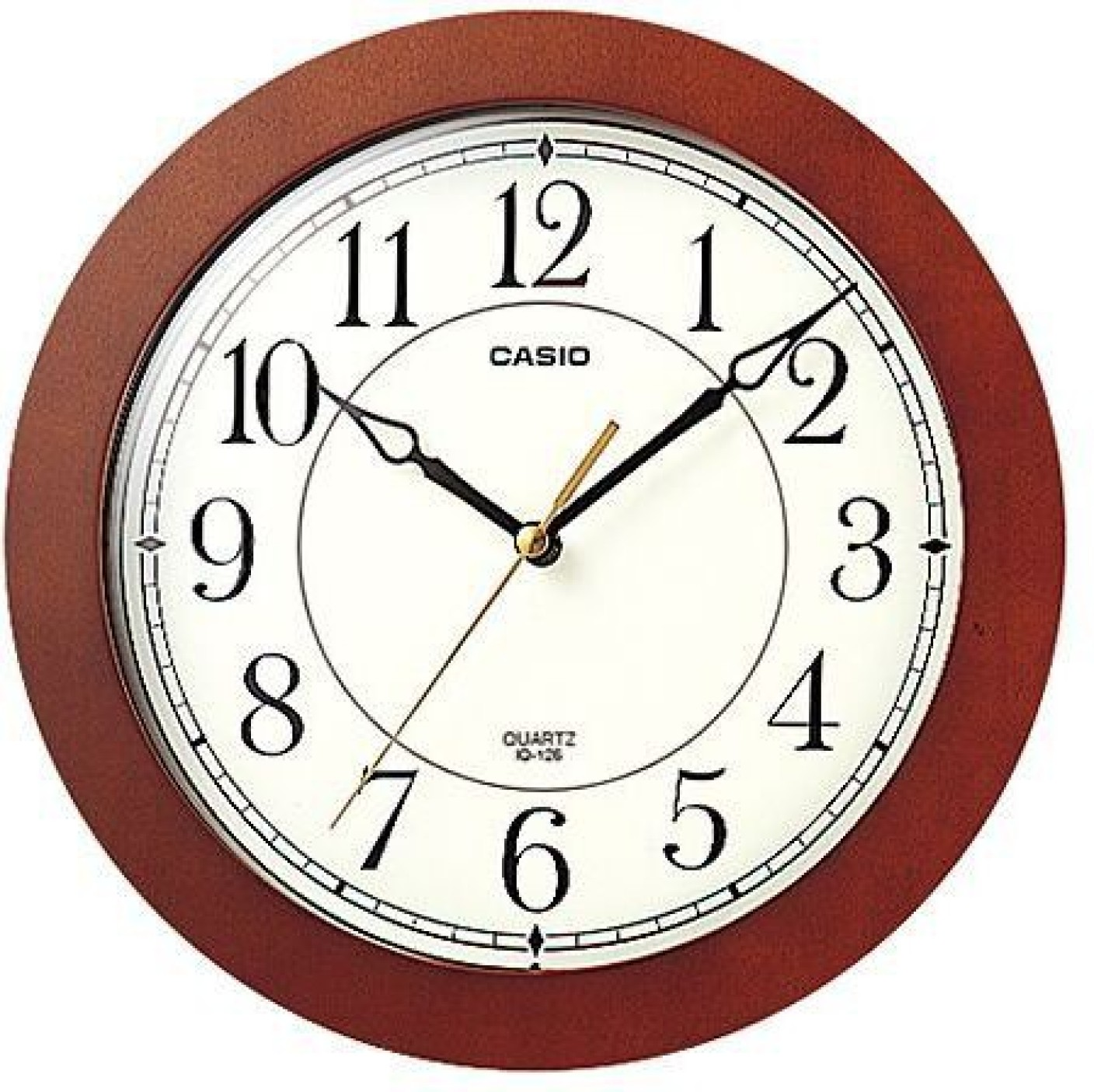 Casio analog wall clock price in india buy casio analog wall casio analog wall clock save amipublicfo Gallery
