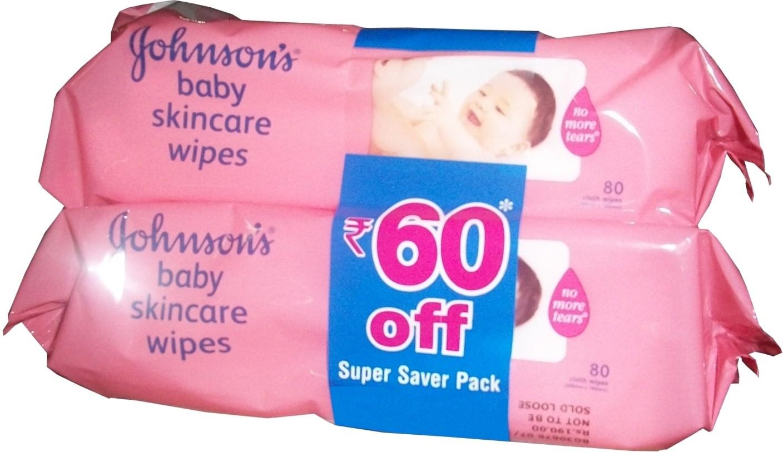 Johnson S Skincare Wipes Price In India Buy Johnson S