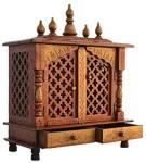 Jordaar Solid Wood Home Temple