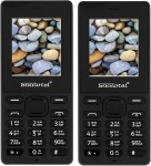 Snowtel Z2 Combo of Two Mobiles(Black)