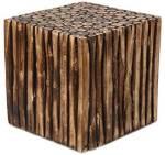 ONLINECRAFTS wooden stool Stool