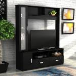 Forzza Holland Engineered Wood TV Entertainment Unit