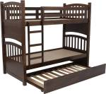 Woodness Jenson Solid Wood Bunk Bed