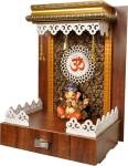 7CR Diamond CD-2001 Solid Wood Home Temple