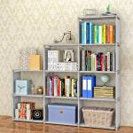 Flipkart SmartBuy Metal Open Book Shelf
