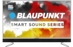 Blaupunkt 109cm (43 inch) Ultra HD (4K) LED Smart TV  with In-built Soundbar(BLA43AU680)