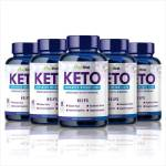 NutraFirst Keto Nutrition Fat Burner Capsules for Naturally Weight Management 5B