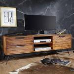 Saraf Furniture Solid Wood TV Entertainment Unit