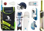 Monster Academy Comfipak Camo Cricket Set Of 5 No ( Ideal for 10-12 Years ) Complete Cricket Kit