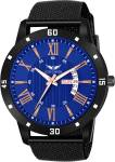LOIS CARON LCS-8226 DAY & DATE FUNCTIONING WATCH Analog Watch  - For Men