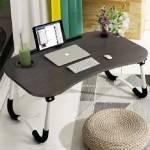 mobizeo laptop_table-black Wood Portable Laptop Table