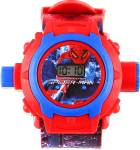 selloria Unique 24 Images Projector Digital Toy Watch for Kids - Good Return Gift Digital Watch  - For Boys