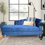 ARRA Vega Lounger Fabric 3 Seater  Sofa