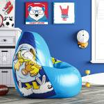Garfield XL Teardrop Bean Bag