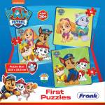 Frank Paw Patrol - First Puzzle