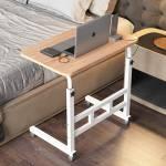 FurnMaster Wood Portable Laptop Table
